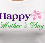 HAPPY MOTHER`S DAY t-shirt design idea
