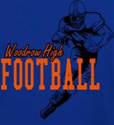WOODROW HIGH t-shirt design idea