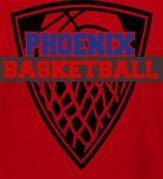 BASKETBALL t-shirt design idea