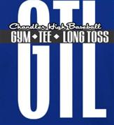 GTLCHANDLER HIGH LONG TOSS t-shirt design idea