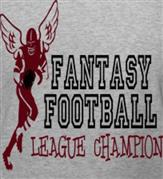 FANTASY FOOTBALL_3 t-shirt design idea