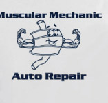 AUTO MUSCULAR MECHANIC t-shirt design idea