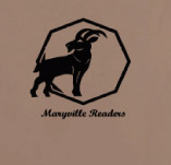 MARYVILLE READERS t-shirt design idea