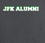 JFK ALUMNI t-shirt design idea