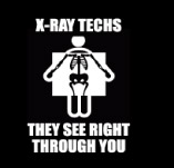 XRAY TECHS t-shirt design idea