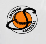 ANYTOWN SOFTBALL t-shirt design idea