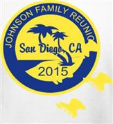 SAN DIEGO FAMILY REUNION t-shirt design idea