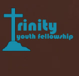 TRINITY YOUTH FELLOWSHIP t-shirt design idea