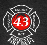 PHOENIX FD t-shirt design idea