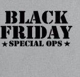 BLACK FRIDAY SPECIAL OPS t-shirt design idea