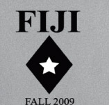 FIJI RUSH STAR t-shirt design idea