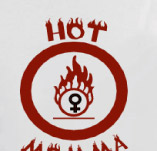 HOT MOMMA! t-shirt design idea