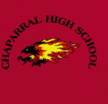 CHAPARRAL HIGH SCHOOL FIRE BIRDS t-shirt design idea