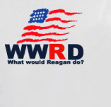 WWRD-REAGAN t-shirt design idea