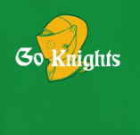 GO KNIGHTS SPIRIT t-shirt design idea