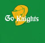 GO KNIGHTS SPIRIT t-shirt design idea