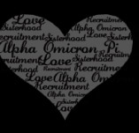 ALPHA OMICRON PI t-shirt design idea