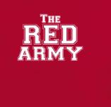 THE RED ARMY SCHOOL SPIRIT t-shirt design idea